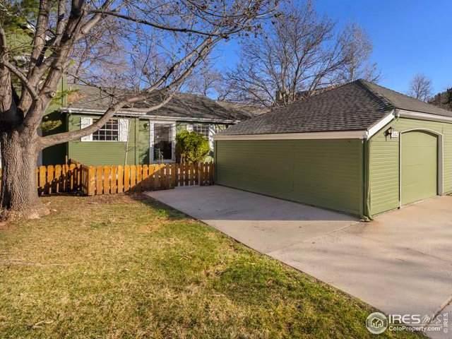 1362 Village Park Ct, Fort Collins, CO 80526 (MLS #907685) :: RE/MAX Alliance