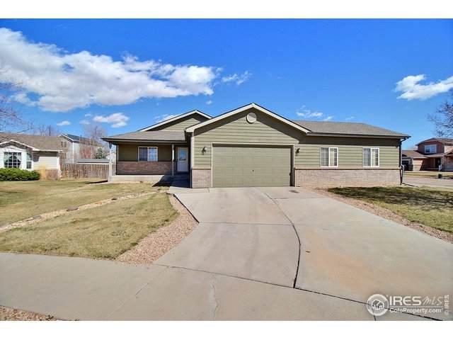3501 Wyatt Ct, Evans, CO 80620 (MLS #907690) :: 8z Real Estate