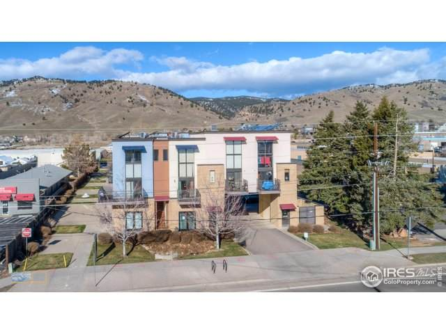 4645 Broadway St A3, Boulder, CO 80304 (MLS #907691) :: Downtown Real Estate Partners