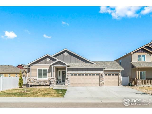 411 Gannet Peak Dr, Windsor, CO 80550 (#907702) :: The Brokerage Group
