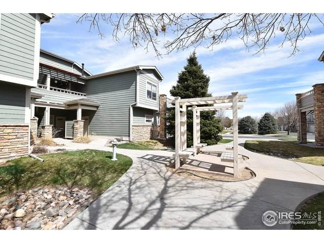 5775 29th St #1104, Greeley, CO 80634 (MLS #907710) :: June's Team