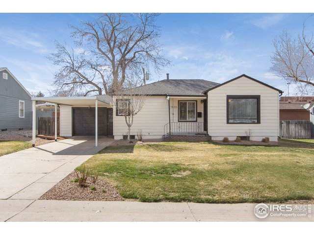 1635 Montview Rd, Greeley, CO 80631 (MLS #907711) :: Colorado Home Finder Realty