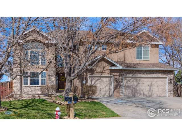 1474 High Plains Ct, Lafayette, CO 80026 (MLS #907719) :: Downtown Real Estate Partners