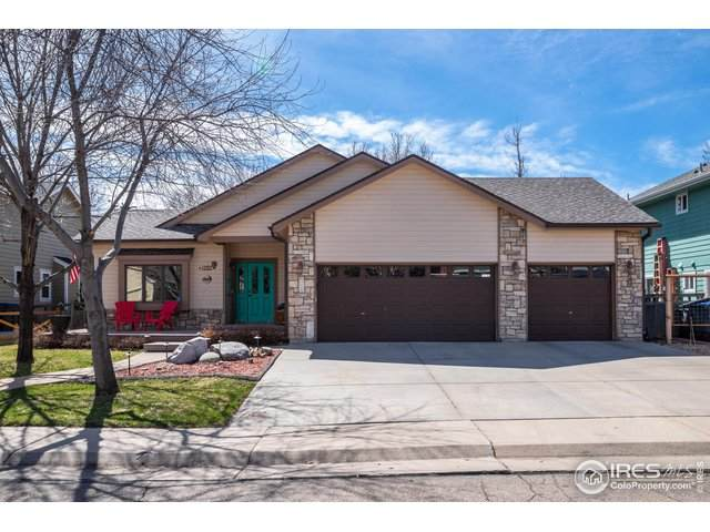 1282 Cressida Ct, Lafayette, CO 80026 (MLS #907735) :: Downtown Real Estate Partners