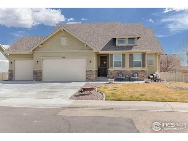245 Ridge Rd, Eaton, CO 80615 (MLS #907740) :: 8z Real Estate