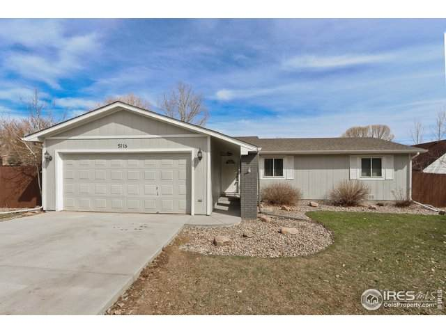 5116 Greenway Dr, Fort Collins, CO 80525 (MLS #907742) :: Kittle Real Estate