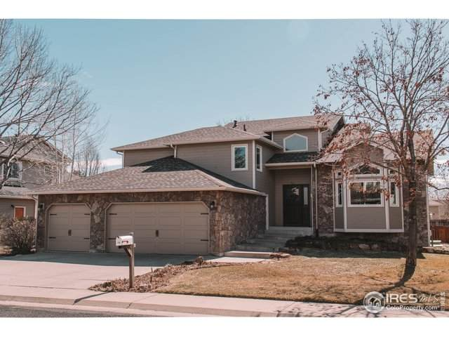 736 Apple Ct, Louisville, CO 80027 (MLS #907744) :: 8z Real Estate
