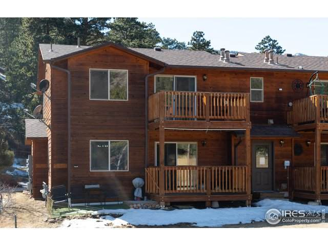 505 Fall River Ln A, Estes Park, CO 80517 (#907752) :: The Dixon Group