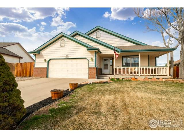 1813 Chesapeake Cir, Johnstown, CO 80534 (MLS #907753) :: 8z Real Estate