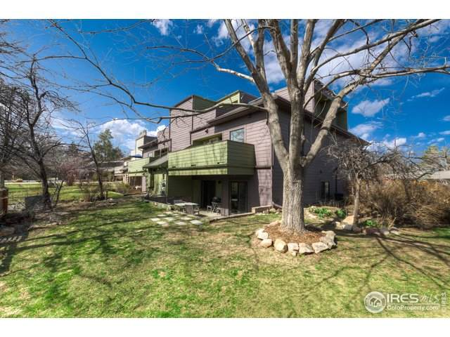 3705 Birchwood Dr #8, Boulder, CO 80304 (MLS #907755) :: J2 Real Estate Group at Remax Alliance