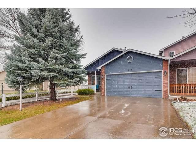 155 Johnson Dr, Loveland, CO 80537 (MLS #907771) :: Colorado Home Finder Realty