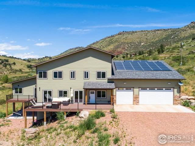 1623 Stone Canyon Rd, Longmont, CO 80503 (MLS #907775) :: Downtown Real Estate Partners