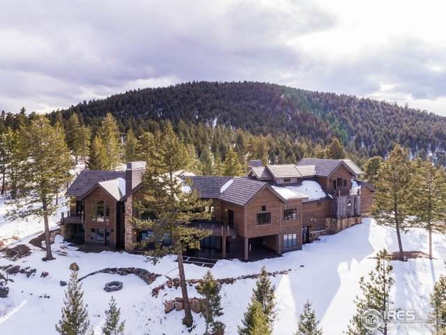 6135 Northway Dr, Morrison, CO 80465 (MLS #907777) :: RE/MAX Alliance