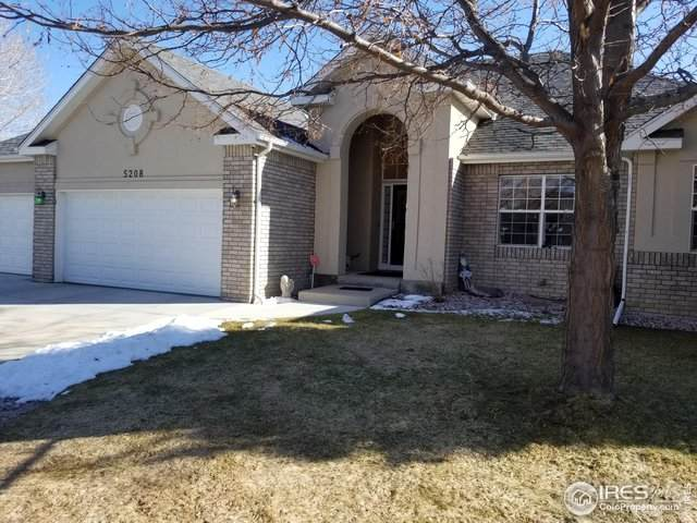 5208 W 13th St Rd, Greeley, CO 80634 (MLS #907778) :: Colorado Home Finder Realty