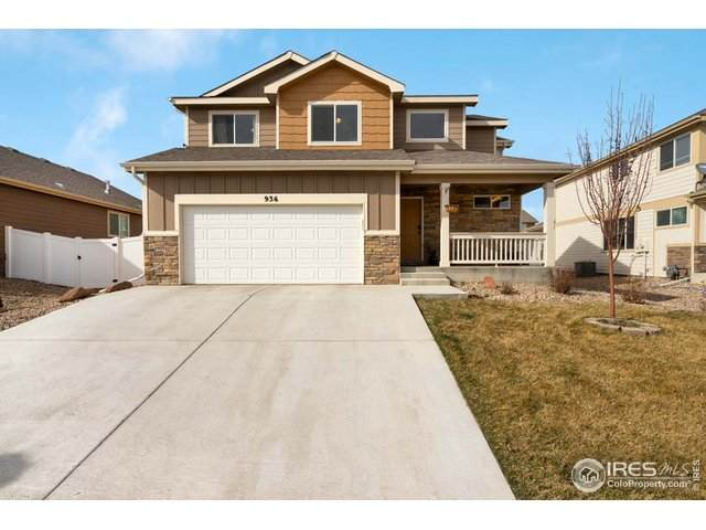 936 Mt Andrew Dr, Severance, CO 80550 (MLS #907797) :: Bliss Realty Group