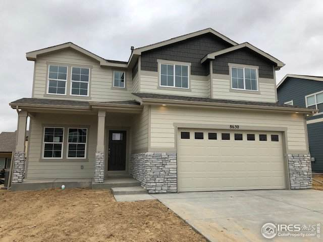 8630 15th St, Greeley, CO 80634 (MLS #907798) :: 8z Real Estate