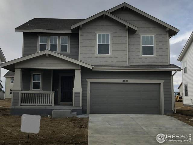 12851 River Rock Way, Longmont, CO 80504 (MLS #907806) :: 8z Real Estate