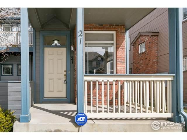 829 Kane Dr D, Longmont, CO 80501 (MLS #907809) :: 8z Real Estate