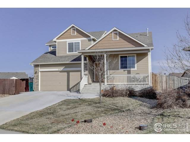 274 W Forest Ct, Milliken, CO 80543 (MLS #907811) :: 8z Real Estate