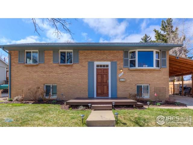 205 Iris St, Broomfield, CO 80020 (MLS #907823) :: Colorado Home Finder Realty