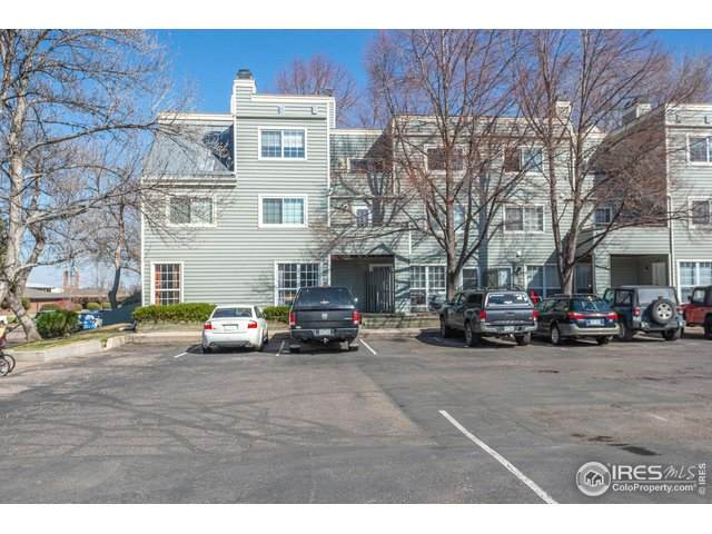 1301 University Ave #101, Fort Collins, CO 80521 (MLS #907848) :: Bliss Realty Group