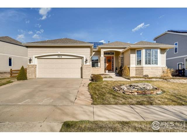 17519 W 62nd Pl, Arvada, CO 80403 (#907853) :: The Dixon Group