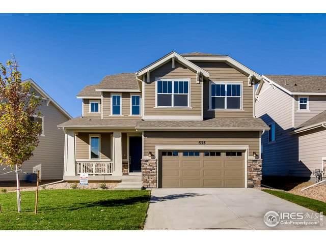 2080 Medford St, Longmont, CO 80504 (MLS #907857) :: Colorado Home Finder Realty