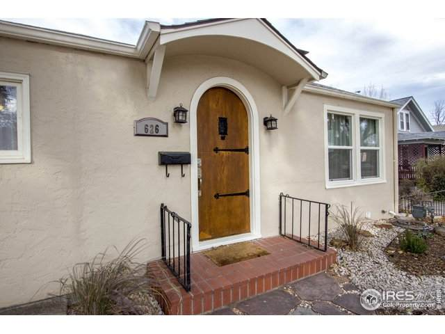 626 W Olive St, Fort Collins, CO 80521 (MLS #907872) :: Hub Real Estate