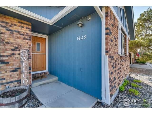 1428 Melissa Dr, Loveland, CO 80537 (MLS #907875) :: Colorado Home Finder Realty