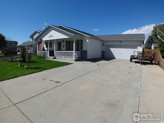 207 N 49th Ave Ct, Greeley, CO 80634 (#907877) :: The Peak Properties Group