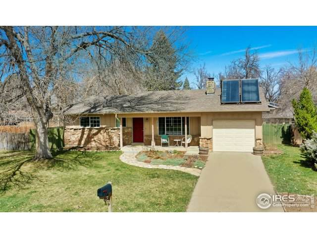 2804 Eagle Dr, Fort Collins, CO 80526 (#907892) :: The Margolis Team
