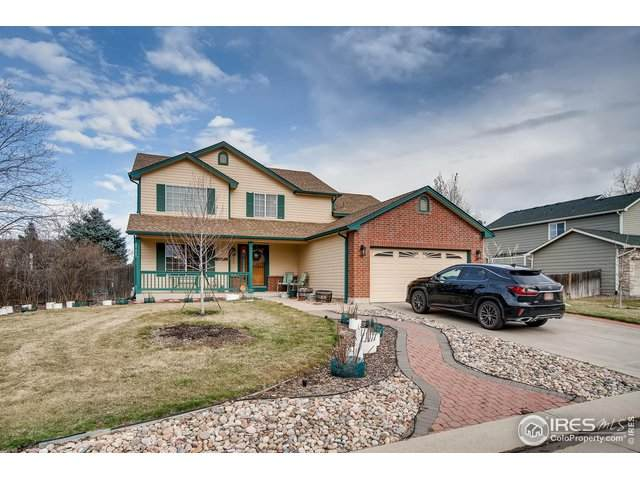 343 Harvest Point Dr, Erie, CO 80516 (MLS #907894) :: Downtown Real Estate Partners