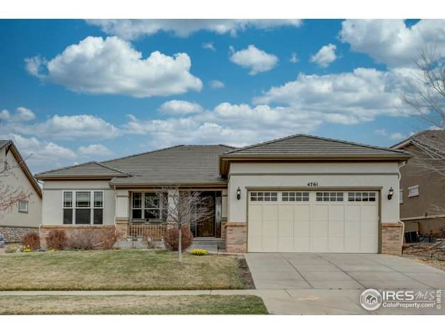 4761 Wilson Dr, Broomfield, CO 80023 (MLS #907900) :: 8z Real Estate