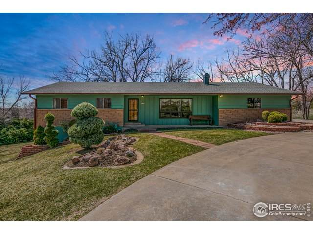 125 Fairway Ln, Fort Collins, CO 80525 (#907901) :: The Brokerage Group