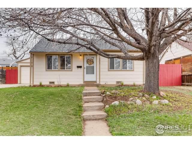 2311 S King St, Denver, CO 80219 (MLS #907906) :: Keller Williams Realty