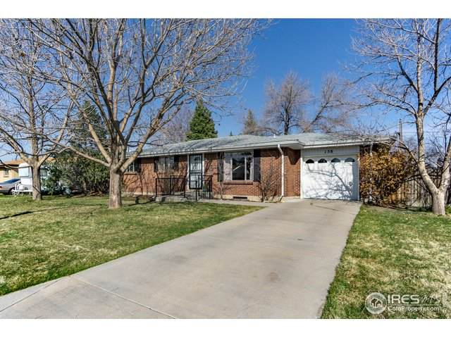 158 S Quay St, Lakewood, CO 80226 (MLS #907907) :: RE/MAX Alliance