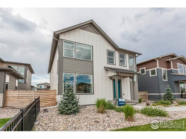 2733 Conquest St, Fort Collins, CO 80524 (#907911) :: The Brokerage Group