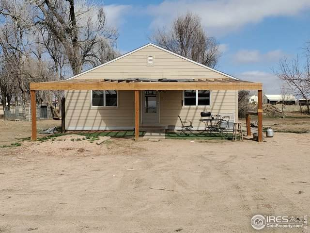 35484 County Road 49, Eaton, CO 80615 (MLS #907919) :: Colorado Home Finder Realty
