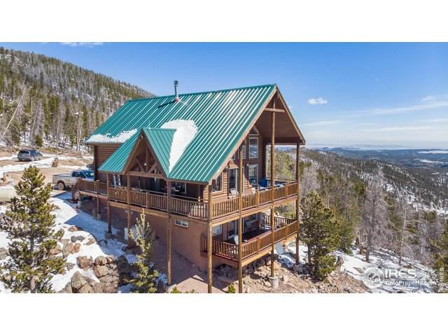231 Chickasaw Ct, Red Feather Lakes, CO 80545 (MLS #907939) :: 8z Real Estate