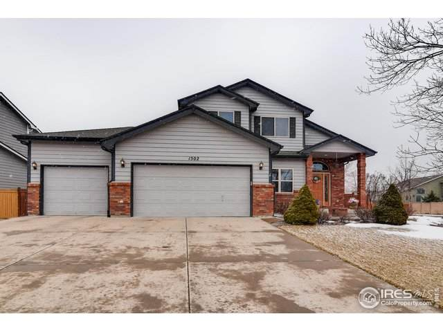 1502 Windcreek Ct, Fort Collins, CO 80526 (#907940) :: The Brokerage Group
