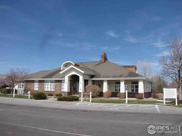 435 N 35th Ave #351, Greeley, CO 80631 (MLS #907943) :: Jenn Porter Group