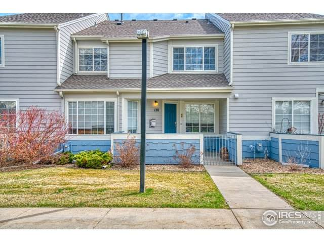 1419 Red Mountain Dr #120, Longmont, CO 80504 (MLS #907949) :: Colorado Home Finder Realty