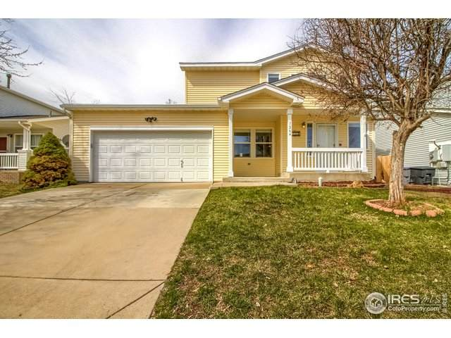 1264 Fall River Cir, Longmont, CO 80504 (MLS #907973) :: Colorado Home Finder Realty