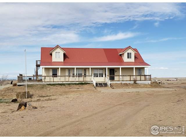36877 County Road 65, Galeton, CO 80622 (MLS #907984) :: Colorado Home Finder Realty