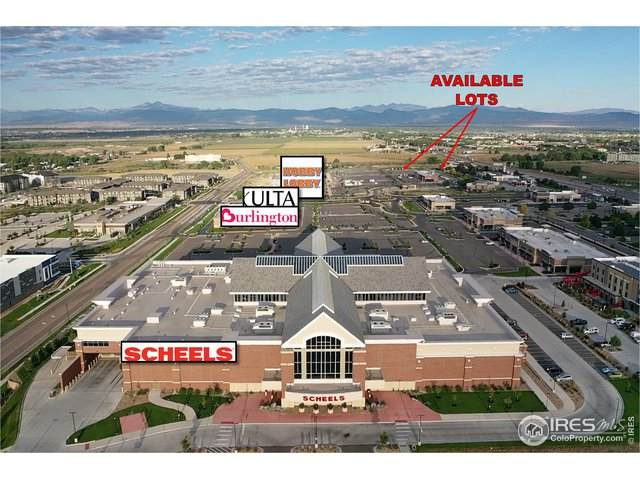 6200 E Eisenhower Blvd Lot 1 & 2, Johnstown, CO 80534 (#907986) :: My Home Team