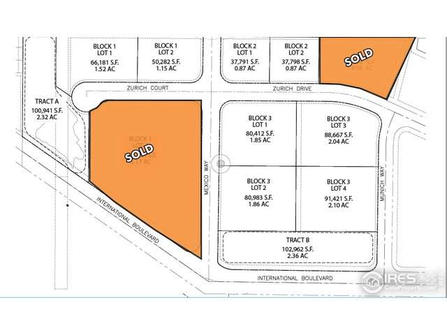Mexico Way Lot2,Blk3, Fort Collins, CO 80524 (MLS #907998) :: 8z Real Estate