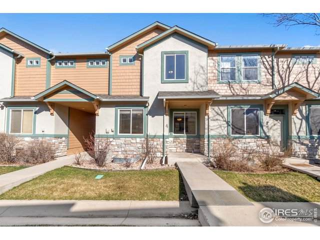 2845 Willow Tree Ln G, Fort Collins, CO 80525 (MLS #908007) :: RE/MAX Alliance
