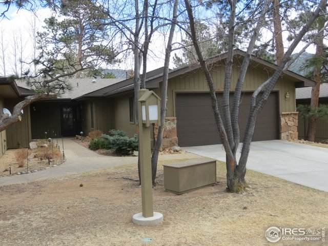 1152 Fairway Club Ln #2, Estes Park, CO 80517 (#908025) :: The Dixon Group