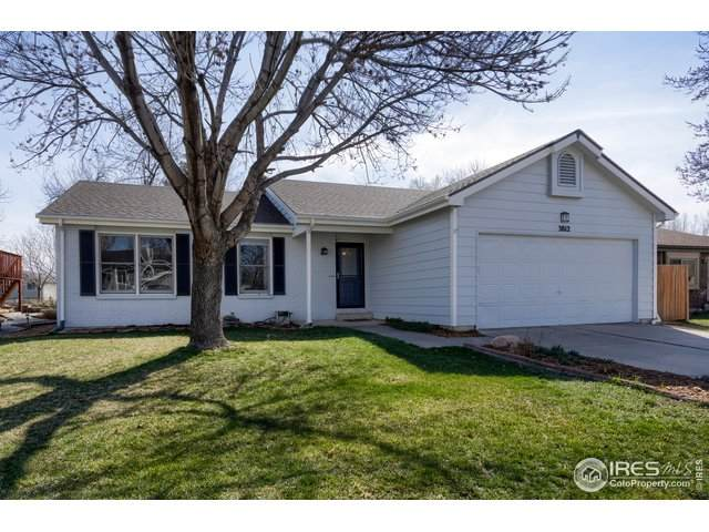 3812 Benthaven St, Fort Collins, CO 80526 (MLS #908038) :: RE/MAX Alliance
