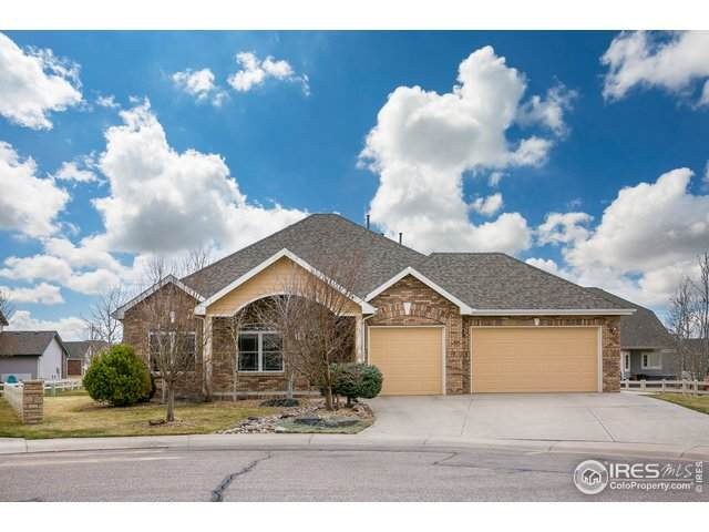 1372 Ridge Ct, Eaton, CO 80615 (MLS #908039) :: June's Team